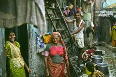 Mumbai: Excursão milionária ao Slumdog da favela de Dharavi