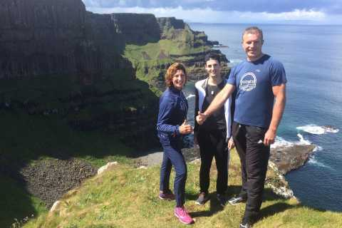 Belfast: Giants Causeway Tour & Game of Thrones Film Sites