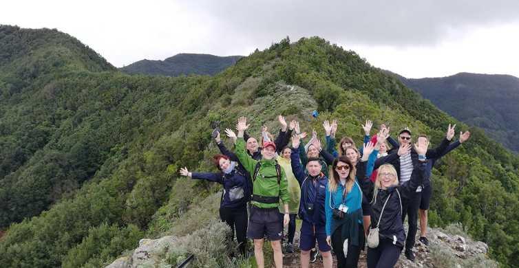 Santa Cruz de Tenerife: senderismo en las montañas de Anaga