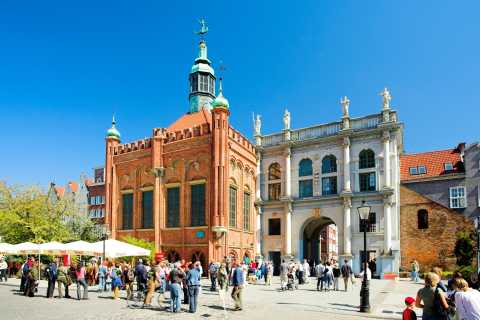 Gdansk, Gdynia, and Sopot: 8-Hour Private Sightseeing Tour