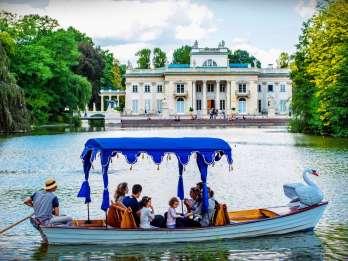 Warschau: Halbtägige Panorama-Sightseeing-Tour