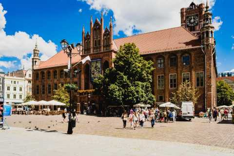Torun - City of Copernicus: Day Tour from Gdansk or Poznan