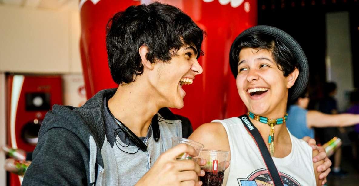 World of Coca-Cola: Wstęp bez kolejki po bilety