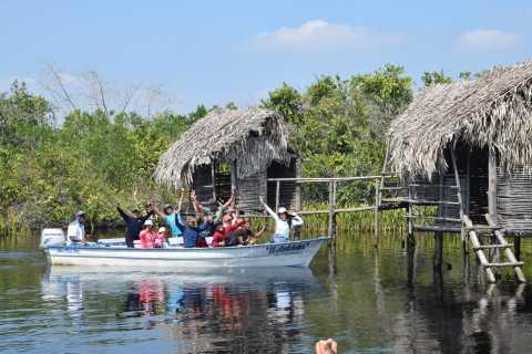 From Puerto Vallarta: San Blas Jungle Tour and La Tovara