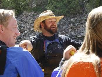 Von Glenwood Springs: Colorado River Rafting Tour
