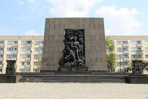 Warsaw: Jewish Heritage 4-Hour Private Tour