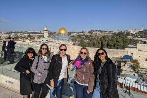From Tel Aviv: Jerusalem Overnight Excursion by Train