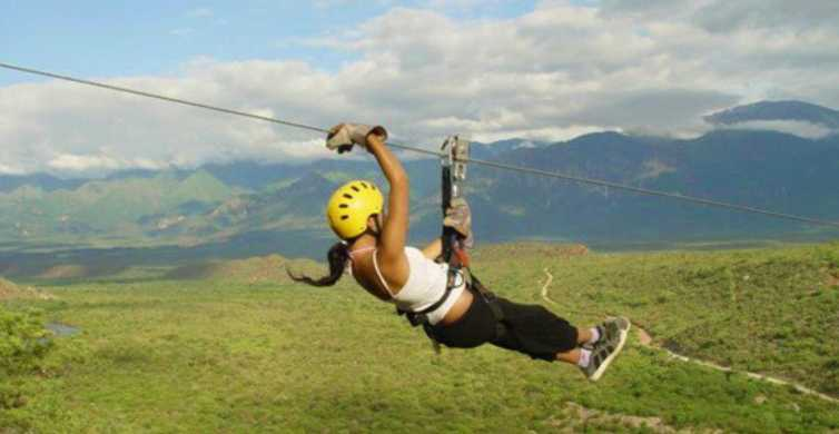 Salta: Condor's Flight Zip Line at Juramento River Canyon