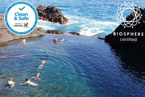 From Funchal: Porto Moniz Northern Wonders Full-Day 4x4 Tour