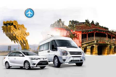 Da Nang Airport: Private Transfer to/from Hoi An City