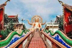 Pattaya: City Tour personalizável de dia inteiro