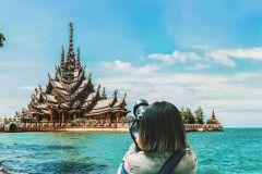 Pattaya: City Tour de dia inteiro no Instagram