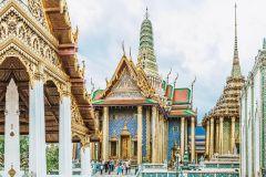 De Pattaya: excursão de dia inteiro aos templos de Bangkok
