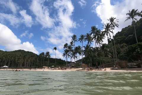 El Nido: Nacpan, Duli and Las Cabañas Beaches Private Tour