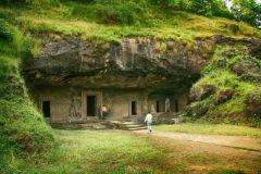 Mumbai: bilhete para as cavernas de Elephanta e passe de ferry opcional