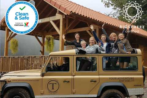 Madeira: Full-Day Private Jeep Tour (East or West)