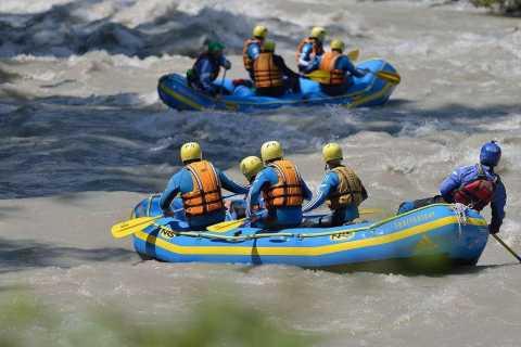 Ötztal: Extreme Rafting Experience
