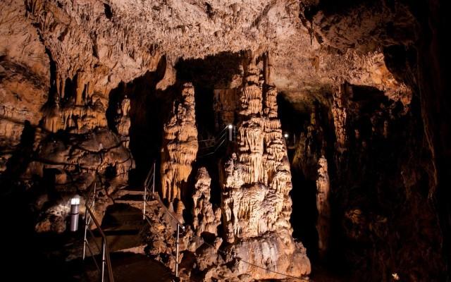 Krk: Biserujka Cave Entrance Ticket
