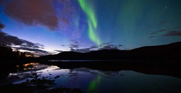 Kirkenes: Nordlichtjagd mit dem Bus