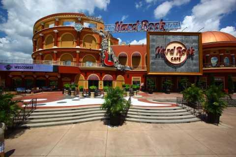 Meal at Hard Rock Cafe Orlando at Universal CityWalk