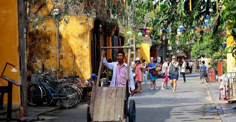 Von Hue: Private 1-Wege- oder Rundreise nach Hoi An
