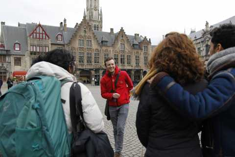 Bruges: History, Chocolate and Beer Walking Tour
