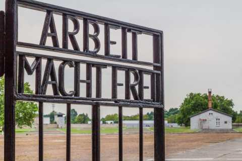 From Berlin: Small-Group Sachsenhausen Memorial Walking Tour