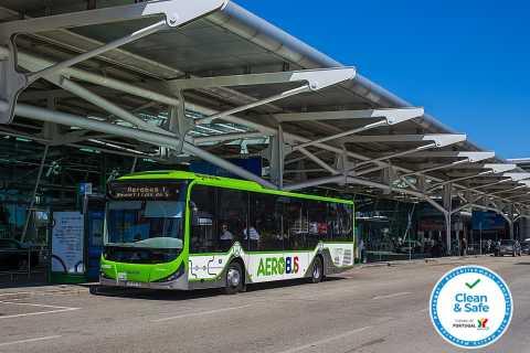 AeroBus: Traslado Aeroporto de Lisboa
