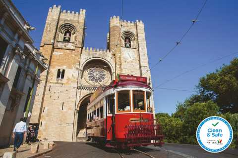 Lisbon Hills Hop-on Hop-off Tram Tour: 24-Hour Ticket