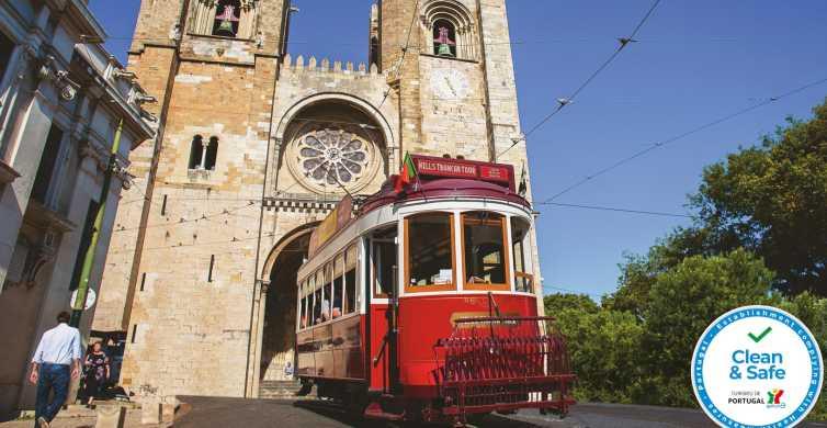 Lisbon Hills Hop-on Hop-off Tram Tour: 24-Hour Ticket