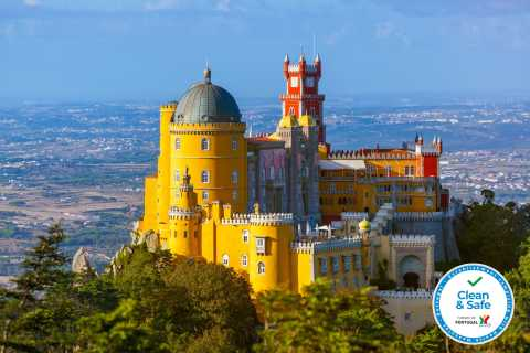 Pena Palace and Sintra Half-Day Tour from Lisbon