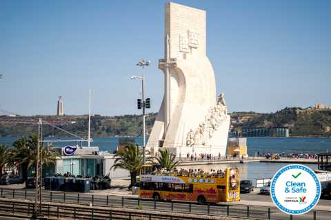 Lisbon: Hop-on Hop-off 48-Hour Bus and Boat Tour Ticket