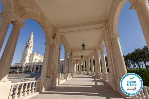 De Lisboa: Excursão 1 Dia a Fátima, Óbidos, Batalha e Nazaré