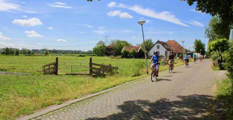 Amsterdam: Waterland and Fishermen's Villages Biking Tour