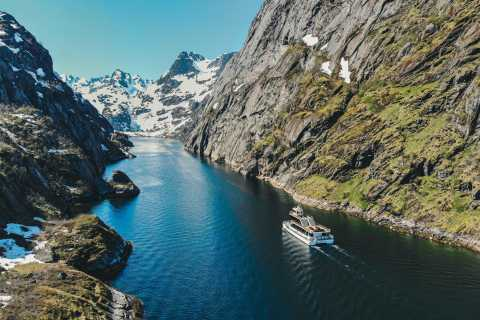 Lofoten Islands: Trollfjord Cruise By Silent Electric Ship
