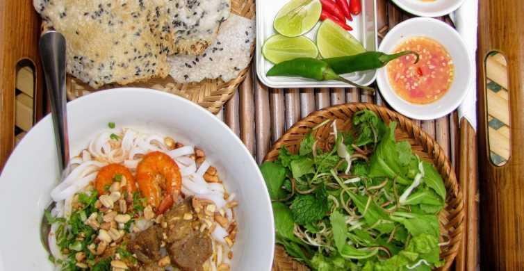 Da Nang: Street Food Tour with Optional Pickup
