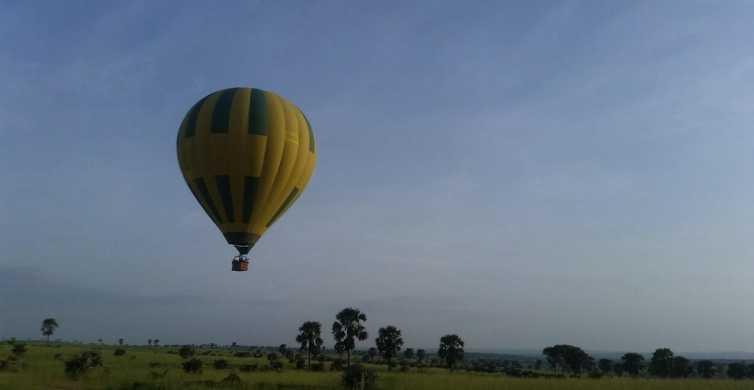 Murchison Falls: Heißluftballonfahrt mit Frühstück
