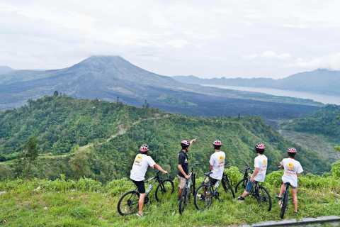 Ubud: Cycling, Jungle Buggies, and White Water Rafting