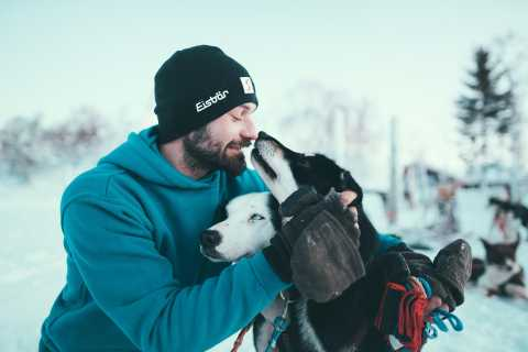 Tromsø: Self-Drive Husky Dog Sledding Adventure