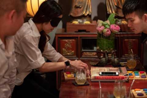HCMC: Dining in the Dark Experience