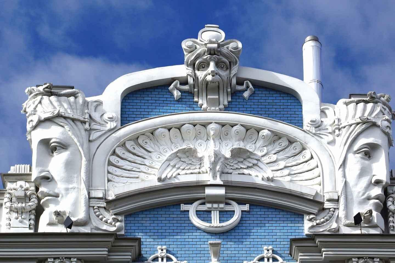 Riga: Jugendstil-Architektur-Tour