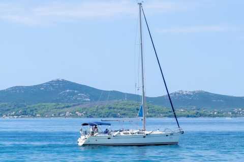 Zadar: Private Full-Day Sailing Tour