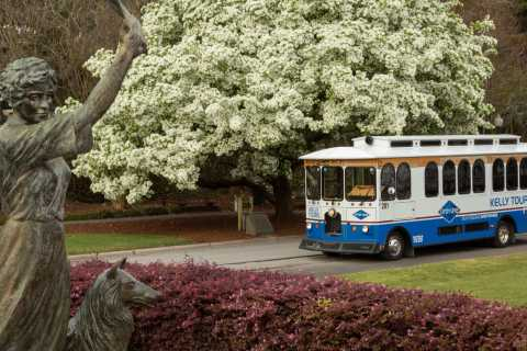 Savannah: 1.5-Hour Guided Trolley Tour with Shuttle Service