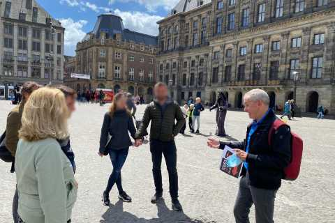 Cultural Coffeeshops and Walking Tour in Dutch or German