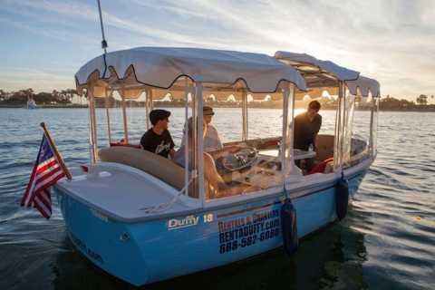 San Diego: Private Snug Harbor Duffy Boat Rental