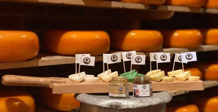 Volendam: Local Cheese Tasting Experience