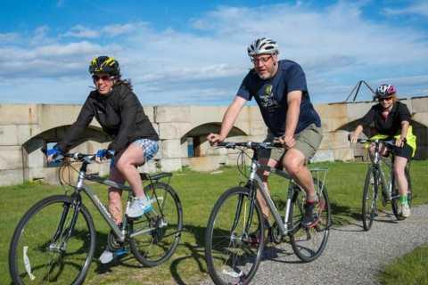 Portland, Maine: Guided Bike Tour Around The Peninsula