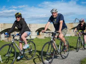 Portland, Maine: Geführte Radtour rund um die Halbinsel