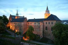 Oslo: excursão autoguiada pelo mistério da Fortaleza de Akershus