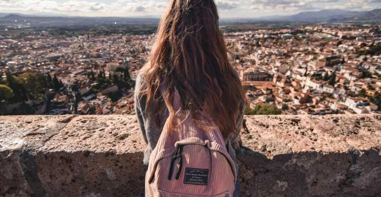 Granada: 2,5-stündiger Rundgang mit Panoramablick auf die Stadt